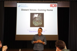 Opening Distant Voices presentation