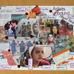 Gayle's Collage