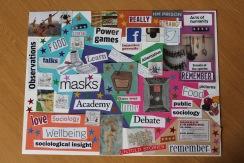 Julie's Collage