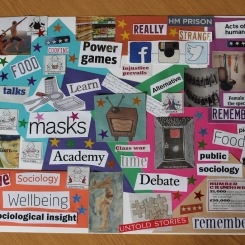 Julie's Collage
