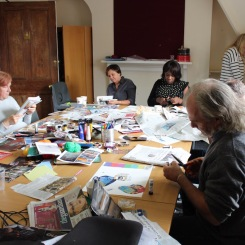Collaborative collage