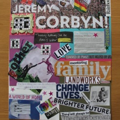 Sarah Hocking's Collage