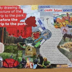 Sarah Hodge's Collage