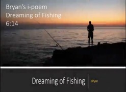 Bryan_Dreaming of fishing